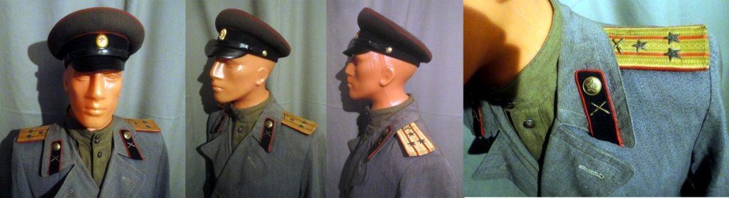a63e55c30 Soviet army uniform, Budapest 1956 | Русский Париж